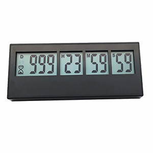 999 Days countdown Clock Timer Days Event Reminder for Wedding Retirement Lab