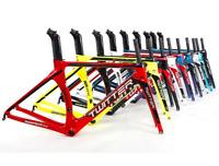 SNIPER20 18K Carbon Road Bike Frame BB92 EPS 700C 46/48/50/52/54cm Bike Frameset