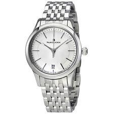 Maurice Lacroix Les Classiques Silver Dial Stainless Steel Ladies Quartz Watch