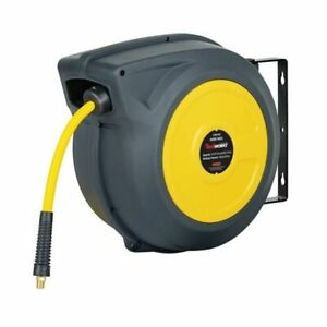 """Redashe Hi-Vis Safety Reel for Air & Water, 1/2"""" Hose (w/p up to 300psi) - C2783"""