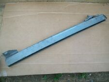 NOS MoPar 1967-68 Plymouth Dodge Chrysler LH Driver Window Glass Track Channel