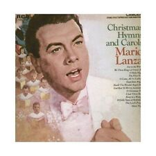 Mario Lanza – Christmas Hymns And Carols LP CAS-777