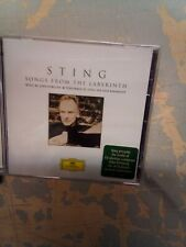 Sting - Songs from the Labyrinth CD New