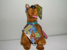 Scooby Doo Bendable Plush Toy Applause Stuffed Animal 1999 Vintage New