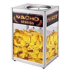 Popcorn Peanut Nacho Chip Warmer Station Commercial Concession Equipment Machine