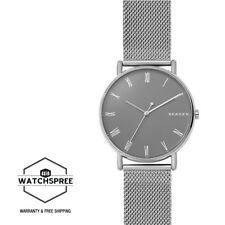 Skagen Men's Signatur Steel Mesh Watch SKW6428