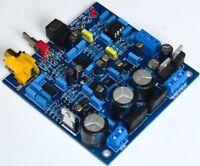 Assembled AK4396+CS8416 fiber coaxial decoder board support 24BIT 192K HZ DAC