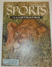 Sports Illustrated Magazine Maurice Richard Ylla  December 1954 040815R