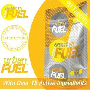Multi Energy Vitamin D, B6, B12 Magnesium Zinc Fight Fatigue Metabolism Booster