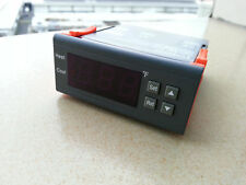 1pc Ac110120v Digital Temperature Controller Thermostat F Fahrenheit
