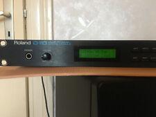 Roland D 110 - Linear Arithmetic Synthesizer Module - D110