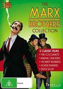 Marx Brothers Collection DVD