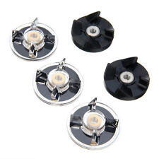 3Plastic Gear Base&2 Rubber Gear Replacement Set For Magic Bullet Spare Parts_ES