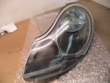 PORSCHE BOXSTER 986 FACELIFT NS PASSENGER SIDE CLEAR HEADLIGHT OK03RAB