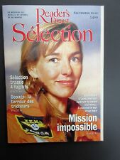 "Selection Reader's Digest Magazine September 2000  Neuf   ""Mission Impossible """
