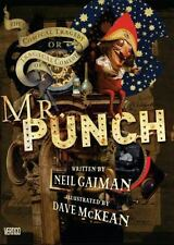 Mr. Punch - Gaiman, Neil/ Mckean, Dave (Ilt) - New Paperback Book