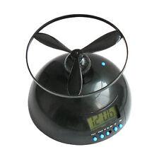 Crazy Annoying Flying Helicopter Alarm Clock Y1B1