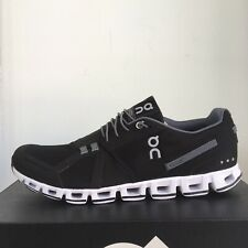 Mens On Cloud Swiss Engineered SNEAKERS Shoes Black & White 12.5