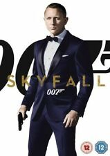 Skyfall DVD Brand New & Sealed Daniel Craig Region 2 U.K FREE P+P IN THE U.K