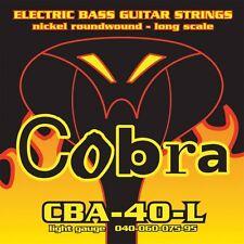 Cobra CBA-40-L Muta di corde per basso elettrico 040-095