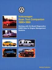 BENTLEY WORKSHOP SERVICE REPAIR MANUAL BOOK VW VOLKSWAGEN SCAN TOOL COMPANION