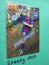 PANINI ADRENALYN 2018 FIFA 365 Limited Edition Barcelone Deulofeu