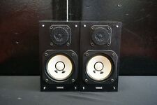 Yamaha NS-10MM Natural Sound Surround Speaker Matched Pair NS-10 Mini