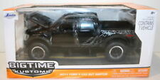 Jada 1/24 Scale 96867 - 2011 Ford F-150 SVT Raptor - Black