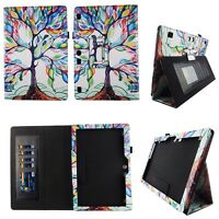 Tree Pattern Fit for Lenovo Tab 2 10.1 10 Inch Tablet Case Cover ID Slot