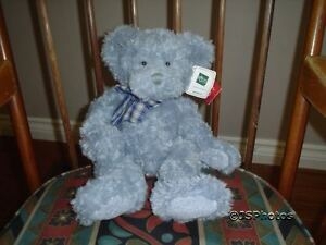 Russ Berrie Bears From The Past 13in. Stormy Bear 4406