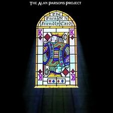 The Turn of a Friendly Card by The Alan Parsons Project/Alan Parsons (Vinyl, Dec-2011, Music on Vinyl)