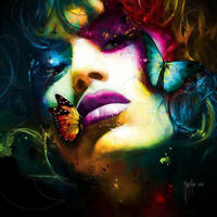 ONCE UPON A DREAM BY PATRICE MURCIANO ROCK SLATE ART PRINT