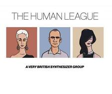THE HUMAN LEAGUE A Very British Synthesizer Group CD 2016 Best Of