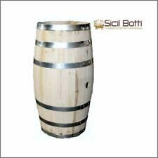 Botte in legno di castagno da 100 litri