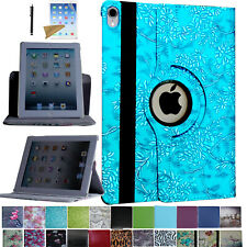 For iPad Air 3 2019 10.5 A2152 A2153 Rotating Smart Case Magnetic Cover Stand