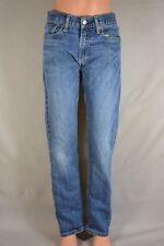 Levi's 513 señora/unisex medios jeans azul w31 l32; k31 154
