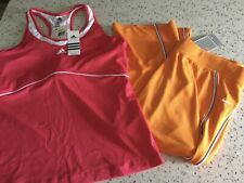 Nwt Workout Lot - Xl Adidas Tank and L Nike Crop Pants