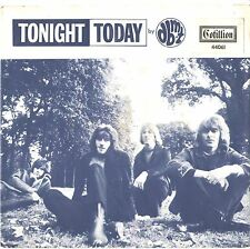 DOZY=BEAKY-MICK-TICH--PICTURE SLEEVE + 45---(TONIGHT TODAY)---PS---PIC---SLV