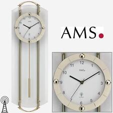 AMS 5265 Horloge Murale à pendule Radio-piloté du salon Montre FUNKY