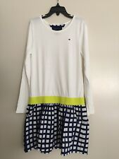 Girls Size 6-7 Years Tommy Hilfiger Long Sleeve Dress