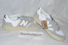 New Balance 300 - CHOOSE SIZE - CT300SWB White Grey Heritage MADE IN ENGLAND