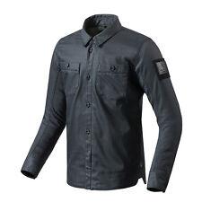 Rev'it! Tracer Motorcycle Shirt Overshirt Dark Blue | Rev it Revit | All Sizes