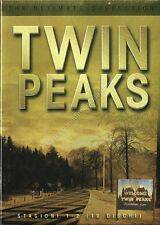 TWIN PEAKS THE ULTIMATE COLLECTION - COFANETTO 10 DVD NUOVO