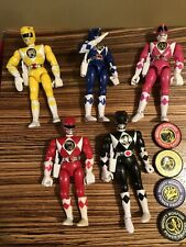 Mighty Morphin Power Rangers Action Figures Lot Karate 1993 Bandai MMPR