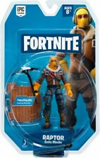 Fortnite Raptor Solo Mode 4in. Action Figure New 2018 Epic Games