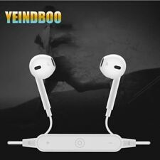 Bluetooth Wireless Stereo Sports Earphone Headset Headphone For iPhone Samsung