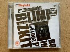 Limp Bizkit Rock Im Park 2001 Dvd Plus Audio Cd New Sealed