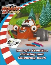 Roary the Racing Car - Roary's Doodle and Activity Book, New,  Book