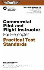 Commercial Pilot and Flight Instructor Practical Test Standards for Helicopter: