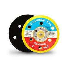 "SPTA 5"" 125mm 5/16-24 Thread 6 holes Backing Polishing Plate Backer Buffing Pad"